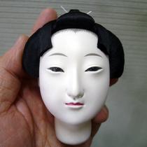 新たにお顔の作製:修理後