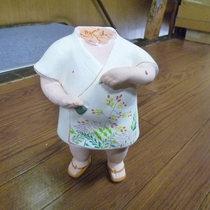 -1博多人形(陶器)・修理前.jpg